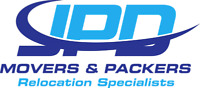 JPD Movers. Cargo & liability insurance included in our rates!!