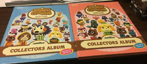 Animal Crossing amiibo cards collector's album (Series 3 & 4)