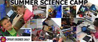 Summer Camps: Science By Robotics - LEGO and VEX