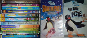 DVDs - Kids Various Lot 3 (Take all 13 DVDs for $10)