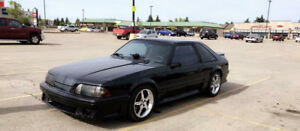 1989 Mustang GT modified for sale/trade