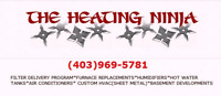 The heating ninja-residential and commercial HVAC