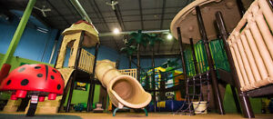 Large Indoor Playground for Sale