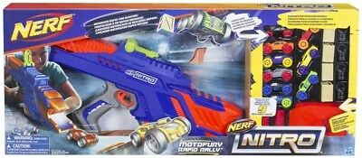 Nerf Nitro Motofury Rapid Rally **NEW**