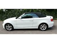 2012 62 REG BMW 118d CABRIOLET, 92K, WAS CAT N DRIVE AWAY