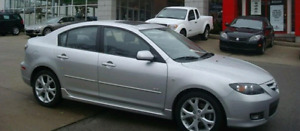 2007 Mazda3 fully loaded
