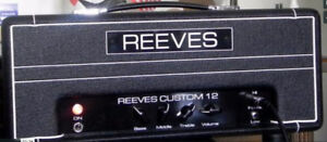 Reeves Custom 12 Head