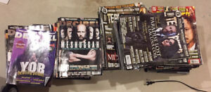Decibel and Terrorizer Magazine Past Issues Lot - Heavy Metal