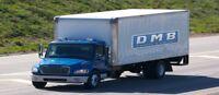 Transport DMB: Service de déménagement fiable au prix compétitif