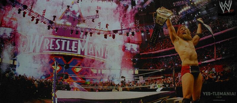Die beliebtesten WWE Merchandising-Produkte