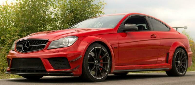 Mercedes Benz C63 Amg Black Series 1 Of 600 Made In Trafford Manchester Gumtree