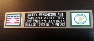Nameplates For Sports Memorabilia London Ontario image 6