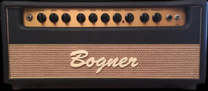 Bogner Shiva Head with Footswitch