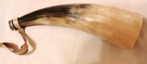 Polished Water Buffalo Hollow Horn