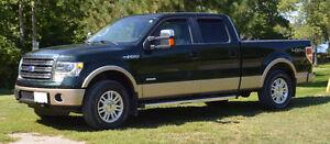 2013 Ford F-150 LARIAT Pickup Truck