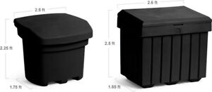 Salt/Sand Bins - Small & Large