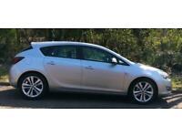 2011 Vauxhall Astra 2.0 CDTi 16V SRi 5dr HATCHBACK Diesel Manual