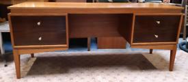 Uniflex teak dressing table/desk