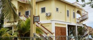 Mellow Yellow Beach House | Hopkins Belize Beach House