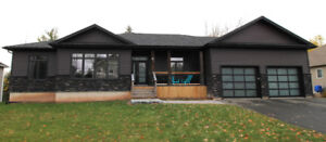 Custom built walkout bungalow with Inlaw suite!