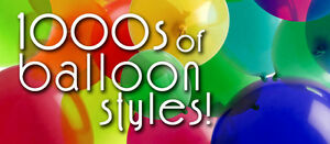 Wholesale Latex and Mylar Balloons!
