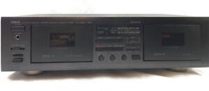 Double lecteur cassette de marque 89,95 $