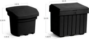 Salt/Sand Storage Bins – Small or Large (new)