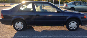 1997 Toyota Tercel -for the parts