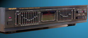 Frequency Equalizer / Spectrum Analyser / IMX Stereo Expander