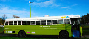 EcoBus - Mobile Environmental Education Centre For Sale