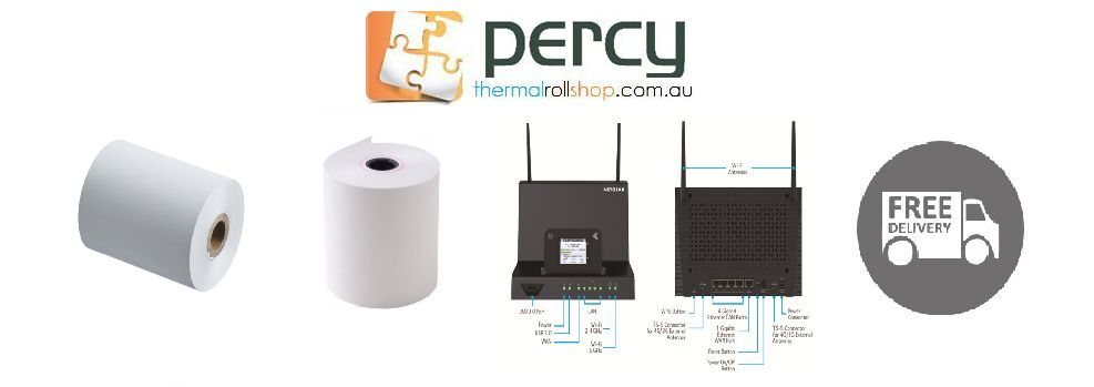 Percy Thermal Rolls (eBay)