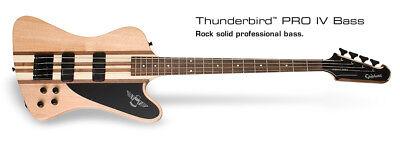 Epiphone Thunderbird Pro IV Bajo Eléctrico 4 Cuerdas