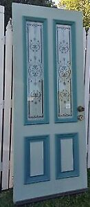 TIMBER & GLASS ENTRANCE DOOR Caboolture Caboolture Area Preview