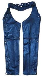 *REDUCED*  Leather Chaps