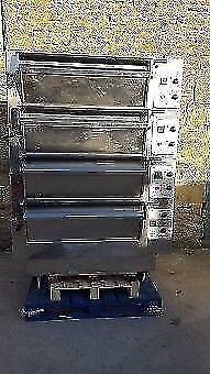 4 deck tom chandley oven