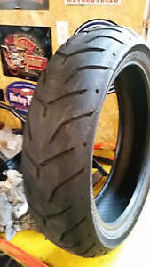 harley davidson rear and front  tires
