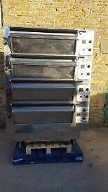 tom chandley 4 deck oven