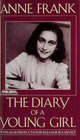 Anne Frank. Diary of a Young Girl. Hardcover.