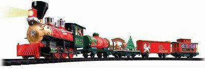NIB Eztec Christmas Train Set - North Pole Express - Battery Powered Wireless