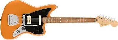 Fender Guitarra Eléctrica Jugador Jaguar Capri Naranja