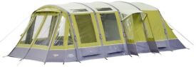 Vango illusion 500xl airbeam tent complete with footprint and carpet immaculate condition RRP £1500