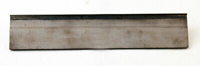 Carbide Tipped Centerless Work Rest Grinder Blade 11-34 Long G-1-3-2-4