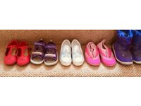 Bundle girls shoes/boots