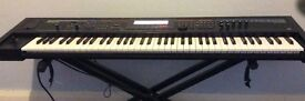 Roland Juno Stage keyboard synth piano with case