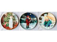 Limited Edition Coalport Plates from Children at Christmas Series