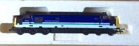 Hornby class 37 Locomotive Regional Railways - Dcc ready.