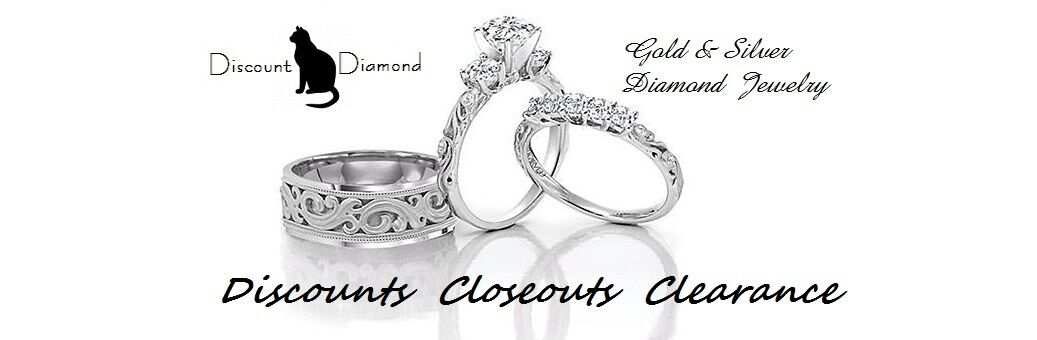 Discount Diamond Rings Earrings