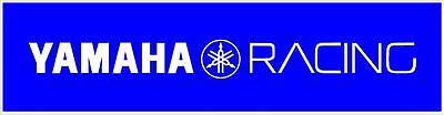 "#841 (1) 6"" Yamaha Racing Decal Sticker YZF FZR FZ 600 750 1000 FJ"
