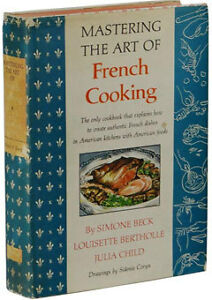 1960 First Edition Mastering the Art French Cooking Julia Child Kingston Kingston Area image 1