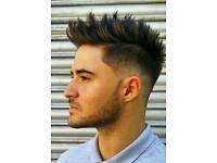 Work wanted barber and hairdresser